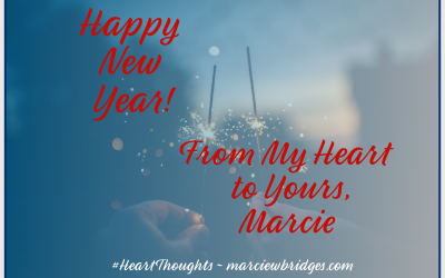 From My Heart to Yours, Happy New Year!
